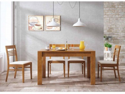 DINING TABLE & CHAIRS – OCEAN – C253-1