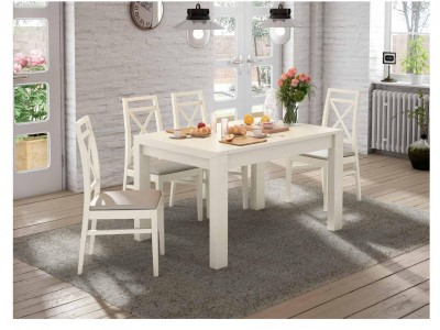 DINING TABLE & CHAIRS – OCEAN – C253