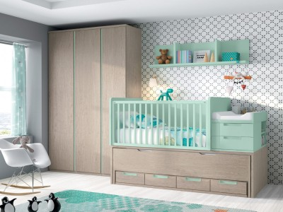 FORMA19 C315 – BABY/JUNIOR BEDROOM.