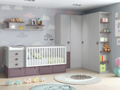 FORMA19 C317 – BABY/JUNIOR BEDROOM.